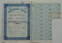 Akcja 100 złotych 1924 Śląskie Kopalnie Cynkownie