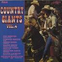 COUNTRY GIANTS VOL. 4 LP / VB1677