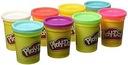Hasbro Play-Doh Zestaw 8 Tub B6753