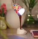 Lampka LED kubek z kawą - jedyna taka na Allegro!