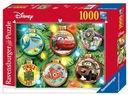 RAVENSBURGER Puzzle 1000 EL. Disney Choinka bombki
