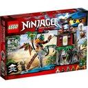LEGO NINJAGO 70604 Wyspa Tygrysiej Wdowy /Warszawa