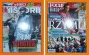 Focus Historia 5/2013 + w Sieci Historii 11/2015
