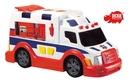 DICKIE Samochód Ambulans biało-czerwony