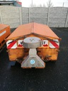 Piaskarka-solarka KIF 1200F Multicar,Ausa,Hako nr2