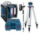 Niwelator Laser BOSCH GRL 500HV+LR50+BT170HD+GR240