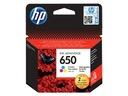 HP INC. Tusz nr 650 Tri-colour CZ102AE