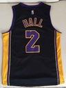 Lonzo Ball Lakers koszulka NBA rozm.S 24/h