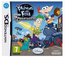 6KSS465 PHINEAS AND FERB GRA NINTENDO DS