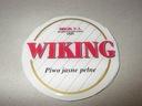 nalepka Viking na medalion nalewakowy