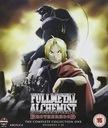 Fullmetal Alchemist Brotherhood Collection One Blu