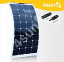Panel Słoneczny elastyczny FLEX 100W Mono z MC4