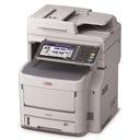Urządzenie kolor OKI MC760dnfax duplex sieć fax