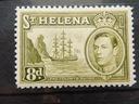 281). Kolonie angielskie -St. Helena