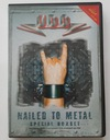 U.D.O. NAILED TO METAL CD + DVD