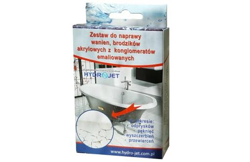 W Ultra Zestaw do naprawy wanien brodzików z akrylu 5301690813 - Allegro.pl ML61