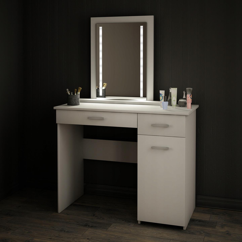 Toaletka Bis Do Wizażu Makijażu Oświetlenie Led Allegropl