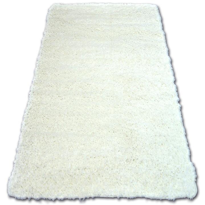 Dywany łuszczów Shaggy Plusz 160x220 Krem Gr1502