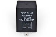 PRZERYWACZ Светодиодные лампы DO KIERUNKOWSKAZÓW CF13 GL-02 3-PIN