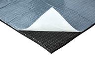 коврик шумопоглощающий ПЕНА каучуковая с клеем 3 мм