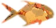 SUPER-MIX - płatki pokarm proteinowy -100g dla ryb