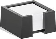 Pojemnik z karteczkami DURABLE Cubo czarny