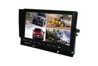 Monitor 10,1'' 1024x600 na 4 kamery cofania 4-PIN