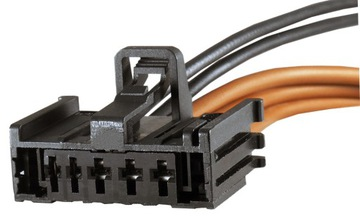 жгут проводов кубик резистора пв peugeot 206 307
