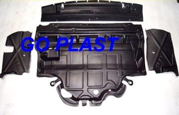 защита под двигатель opel vivaro 06-14r hdpe комплект - фото