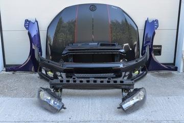 капот бампер крыло фонарь ремень vw scirocco - фото