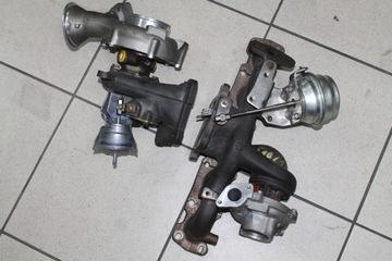 volvo v70 s80 xc70 xc60 v60 s6 d4 d5 турбина - фото
