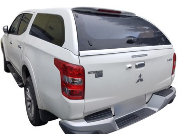 amarok hilux ssangyong d макс l200 монтаж hardtop - фото