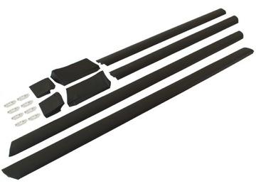МОЛДИНГИ БОКОВЫЕ НИЖНИЕ zapink КОМПЛЕКТ для Audi 100 C4 A6 доставка товаров из Польши и Allegro на русском