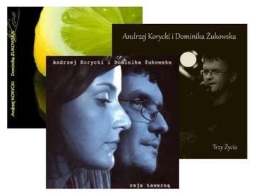CD-Korycki,Żukowska - zestaw 3 życia,Rejs,Cytryna доставка товаров из Польши и Allegro на русском