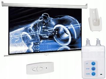 Проекционный экран автоматический 4:3 240x180cm 120