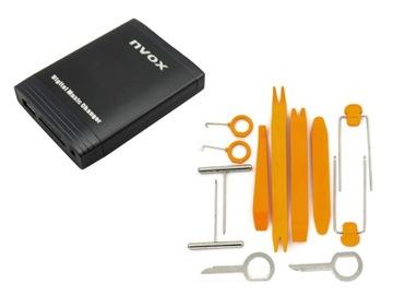 NVOX, cd-Чейнджер, Honda Acura 2005 USB MP3 + КЛЮЧИ доставка товаров из Польши и Allegro на русском