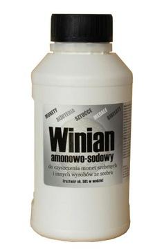 WINIAN amonowo натрия для чистки монет, 500 мл доставка товаров из Польши и Allegro на русском