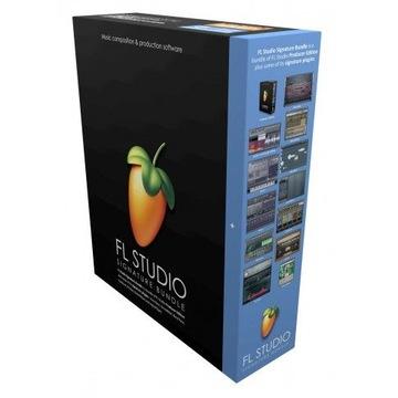 FL Studio 20 Signature Bundle BOX - вер. если вы приобрели коробочную доставка товаров из Польши и Allegro на русском