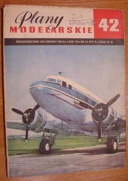 ПМ № 42 Многоцелевой Самолет Дуглас Ли-2 доставка товаров из Польши и Allegro на русском