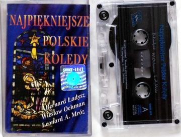 VA - Najpiękiejsze Polskie Kolędy (kaseta) BDB доставка товаров из Польши и Allegro на русском