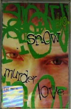 SNOW-Murder Love [kaseta] FOLIA доставка товаров из Польши и Allegro на русском