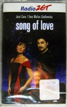EWA MALAS-GODLEWSKA:Song of Love [картридж]ПЛЕНКА доставка товаров из Польши и Allegro на русском
