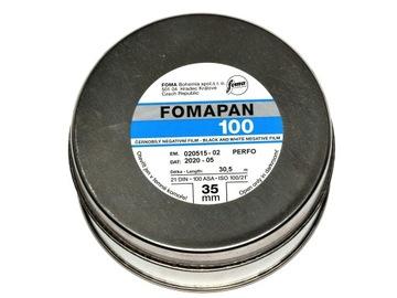 Foma Fomapan 100 30,5 м пленка пленка катушка может доставка товаров из Польши и Allegro на русском