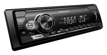 PIONEER УСИЛИТЕЛЕЙ MVH-S110UBW АВТОМАГНИТОЛА MP3 USB AUX доставка товаров из Польши и Allegro на русском