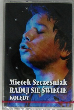 MIETEK SZCZEŚNIAK - Raduj Się Świecie, Folia доставка товаров из Польши и Allegro на русском