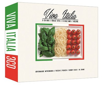 Viva Italia 3 CD Najlepsze HITY WŁOSKIE доставка товаров из Польши и Allegro на русском