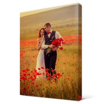 Фото-Картина на холсте Ваше фото 30x40cm изображения доставка товаров из Польши и Allegro на русском