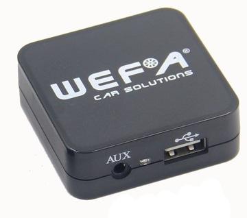 Cd-чейнджер, USB 3.0 MP3 Peugeot 207 307 407 607 доставка товаров из Польши и Allegro на русском