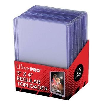 Ultra PRO Regular Toploader (5 шт.) доставка товаров из Польши и Allegro на русском
