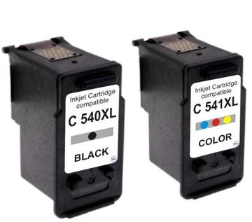 ЧЕРНИЛА для CANON PG540 XL + CL541XL MG2150 3250 MX375 доставка товаров из Польши и Allegro на русском
